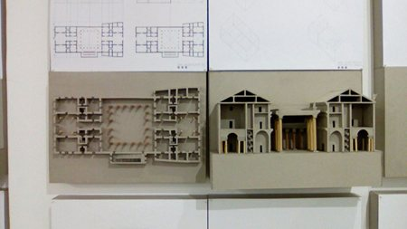 Student model and drawing