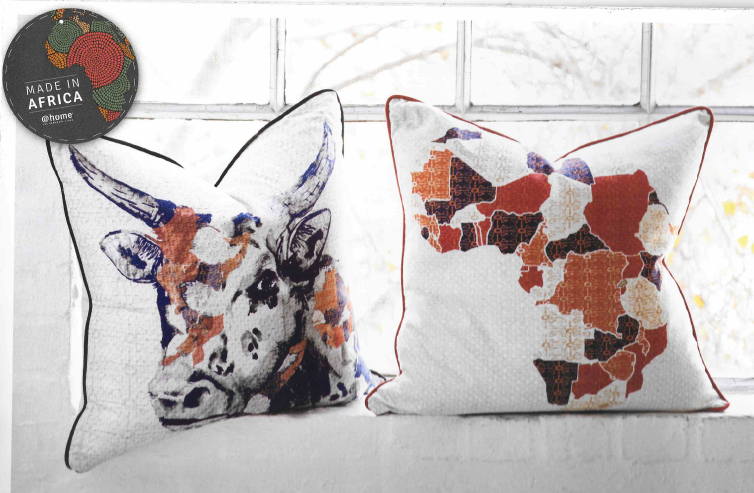 Textile Design student has range in national stores